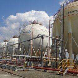 LPG Storage Spheres